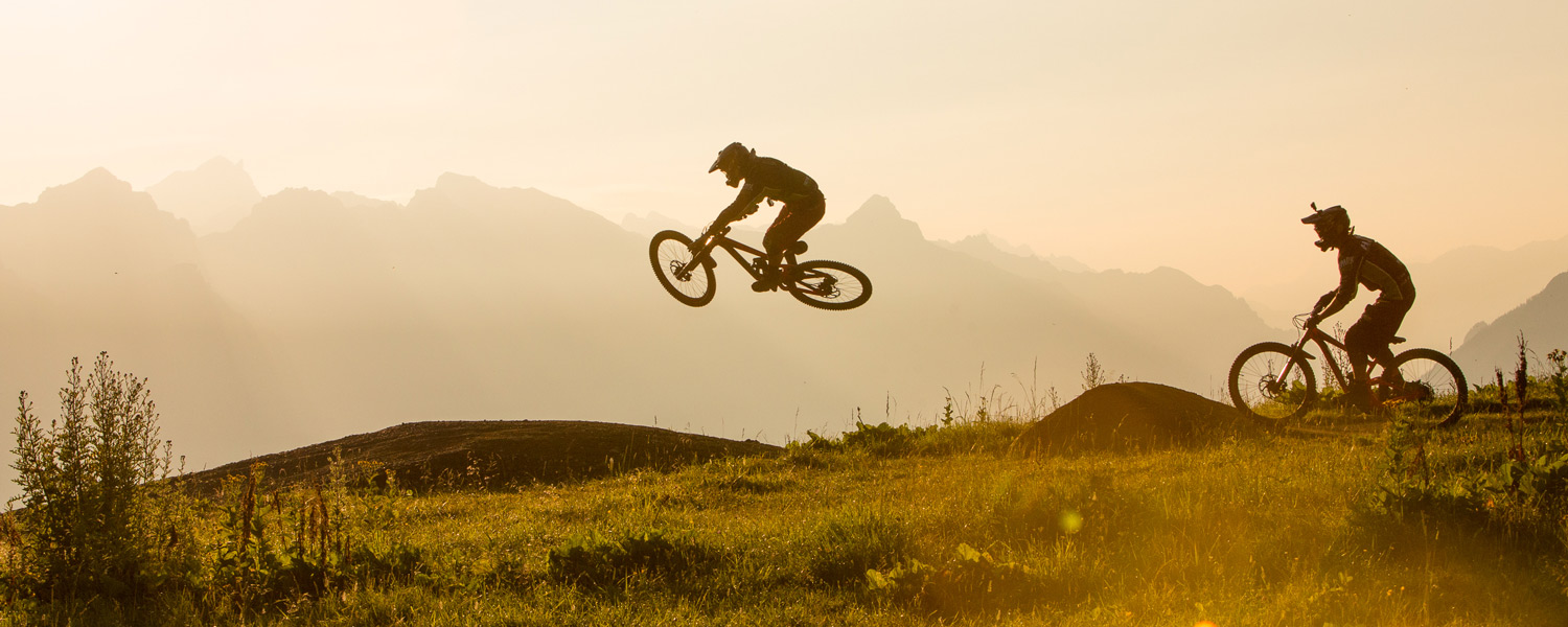 downhill mountainbike lessons